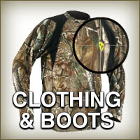 Camo Hunting Clothing