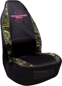 Universal Realtree Girl All Purpose Pink Seat Cover