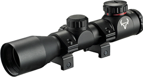 Illuminated Reticle Scope 4x32