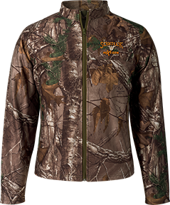 Youth Next Gen Fleece Jacket Realtree Xtra Camo Small