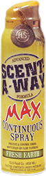 Hs Scent A Way Max Continuos Spray Fresh Earth 15.5oz