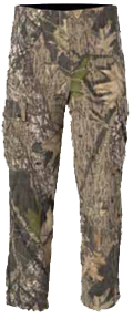 Ladies Fleece Pant Mossy Oak Breakup Xlarge
