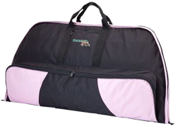Tarantula Youth/ladies Bowcase Black/pink