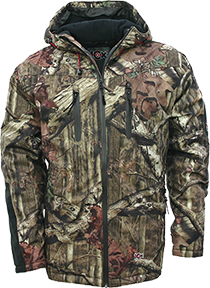 10x Insulated Hooded Parka Mo Infinity W/scentrex 2xlarge