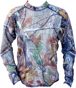 Womens Ultra Long Sleeve Shirt Realtree All Purpose Medium