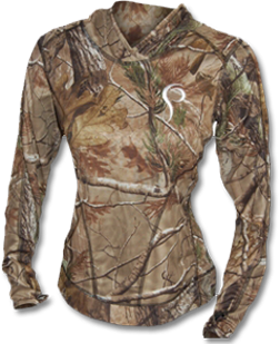Womens Ultra Hoodie Realtree All Purpose Large