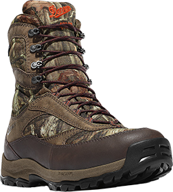 "Danner High Ground 400g 8"" Breakup Infinity Boot Size 8"