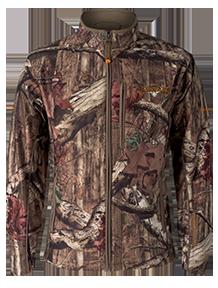 Full Season Velocity Jacket Mossy Oak Infinity Xlarge