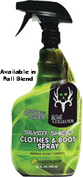 Bone Collector Fall Blend Silver Spray 32oz