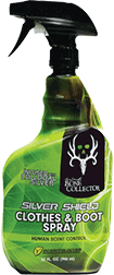 Bone Collector Silver Shield Spray 32oz