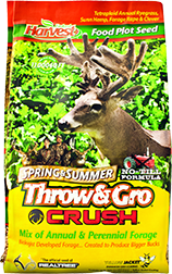 Throw & Gro Crush Spring & Summer 3.5lbs