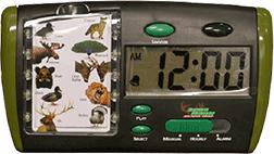 Sportsman's Alarm Clock
