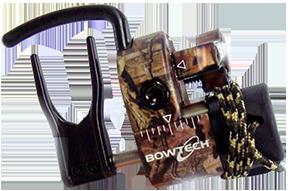 Bowtech Ultra Rest Left Hand Mossy Oak Infinity Camo