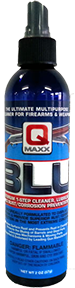Qmaxx Blue Oil/cleaner 2oz Pump Bottle
