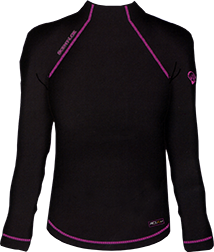 Wild Heart Baselayer Top Black Small