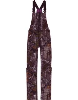 Mossy Oak Womens Insulated Bib Breakup Infinity Xlarge