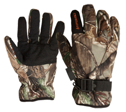 Womens Camp Glove Realtree All Purpose Small