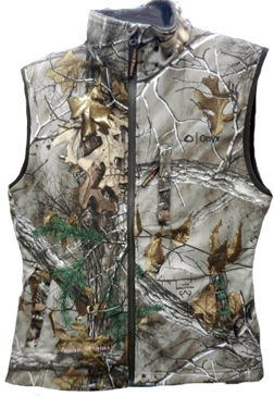 Womens Performance Fit Vest Realtree Xtra Medium