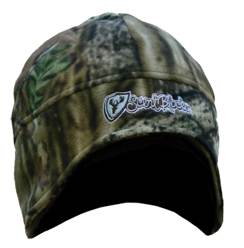 Ladies Fleece Watch Cap Mossy Oak Treestand
