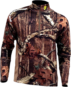 Nts Long Sleeve Shirt Mossy Oak Infinity Medium