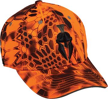 7c83539ccce04 Kryptek Logo Embroidered Hat Inferno - BowhuntingOutlet.com
