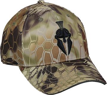 c89847dd98332 Kryptek Logo Embroidered Hat Highlander - BowhuntingOutlet.com