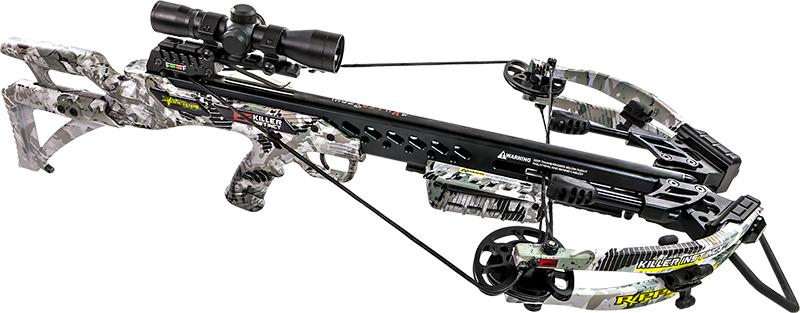18 Killer Instinct Ripper 415 Crossbow Kit Bowhuntingoutletcom