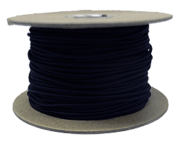 Black 2mm Release Rope *sold In 250 Foot Spools Only*