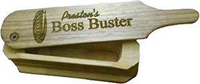 Pittman #402 Boss Buster Box Call