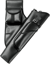 Target Quiver Black T100d Right Hand