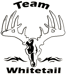Team Whitetail Decal 6x6