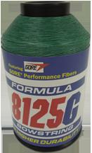 8125 Bowstring Material Green
