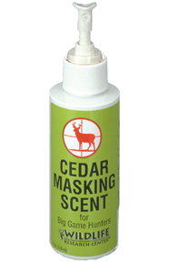 Wildlife Earth Masking Scent