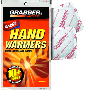 Grabber Handwarmers Small