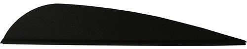 "P-fletch Black 3 7/8"" Ep40"