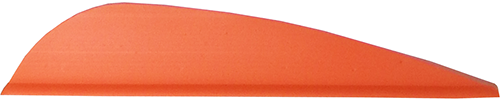 "P-fletch Fire Orange 3 7/8"" Ep40"