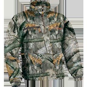 Sb Protec Pullover Hardwoods Green Xxlarge