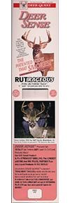 Deer Sense Rutrageous