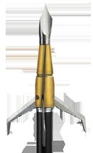 Sidewinder 3 Blade Broadhead 100gr