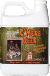 C'mere Deer Concentrate 1/2 Gallon