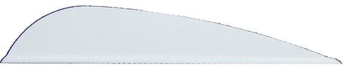 "P-fletch White 3 7/8"" Ep40"