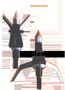 Mini-max 3 Extra Blades