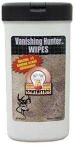 Buck Fever Vanishing Hunter Wipes