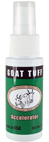 Goat Tuff Accelerator 2oz Bottle