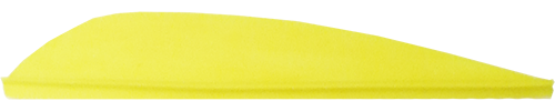 "P-fletch Yellow 3 7/8"" Ep40"
