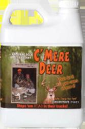 C'mere Deer Powder 1 Gallon Jug