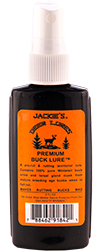 Jackies Premium Buck Lure