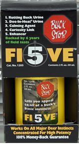 Buck Stop Premium Five