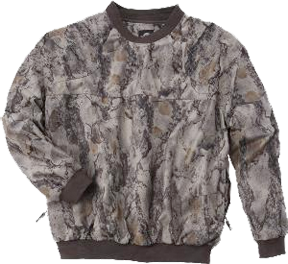Wind Shirt Natural Camo 2xlarge