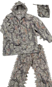 Suit 3d Natural Camo 2xlarge/ 3xlarge